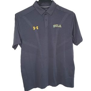Under Armour UCLA Bruins Charcoal Solid Performanc